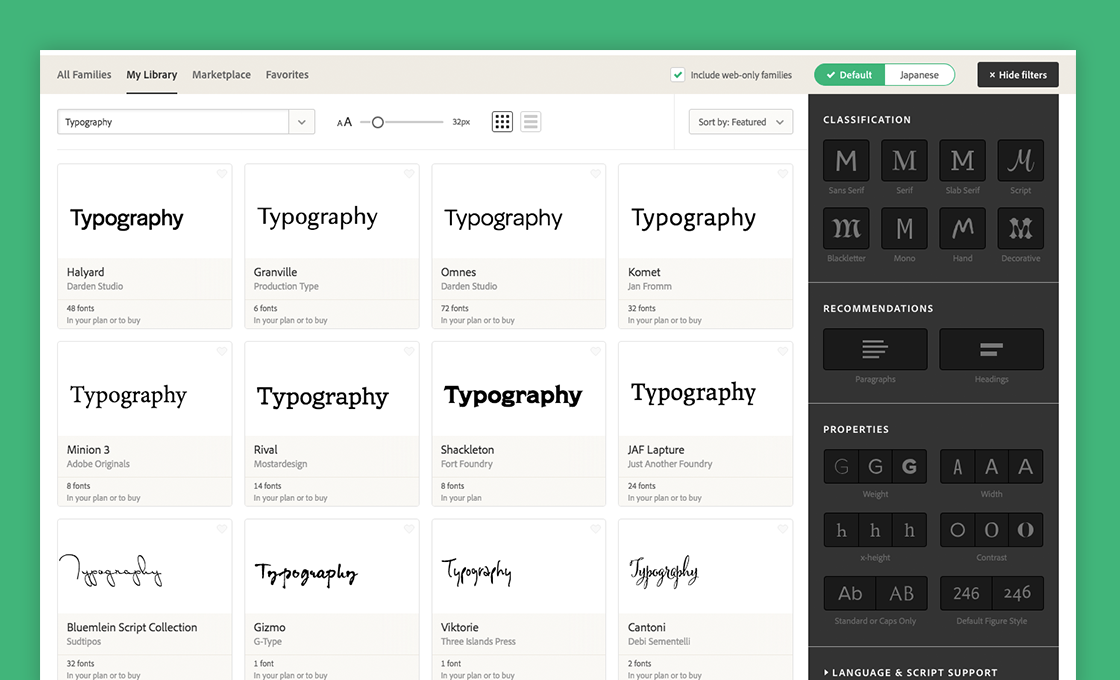 Web typography tools and tips